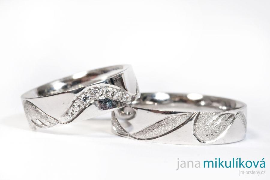 Vzor C 5 12 700 Snubni Prsteny Na Zakazku Jana Cimbalnikova